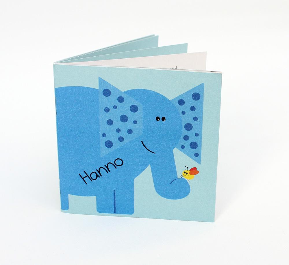 Buechlein Hanno der Elefant