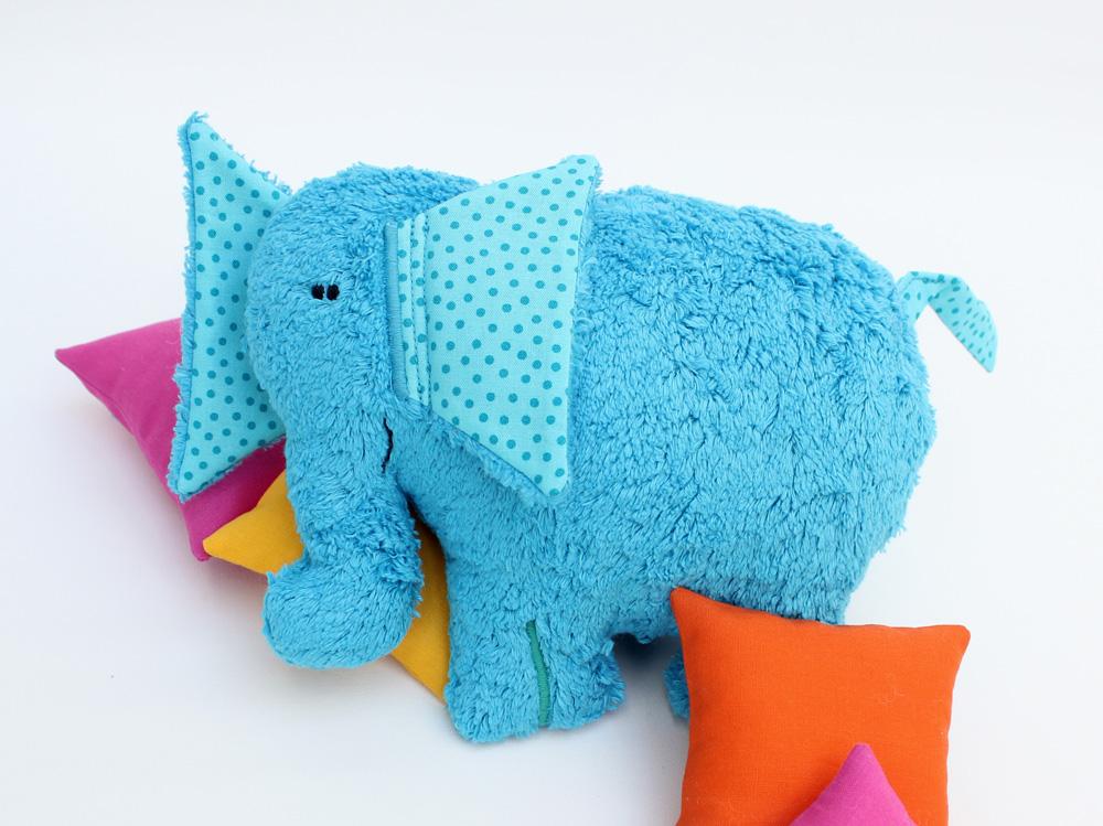 Kuscheltier Hanno der Elefant von Annimi