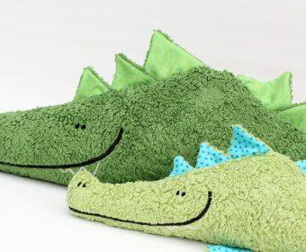 Kuscheltier Hermann das Krokodil von Annimi