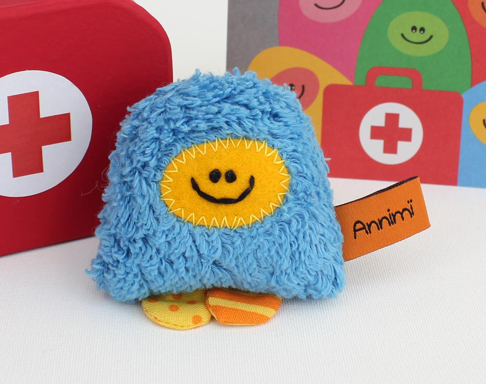 Taschenmonster Krankenhelfer von Annimi