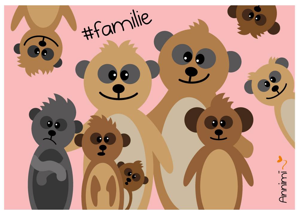 #52goodthings Familie Erdmaennchen